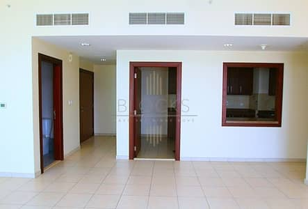 2 Bedroom Flat for Rent in Downtown Dubai, Dubai - Higher Floor!2BRs For Rent in South Ridge