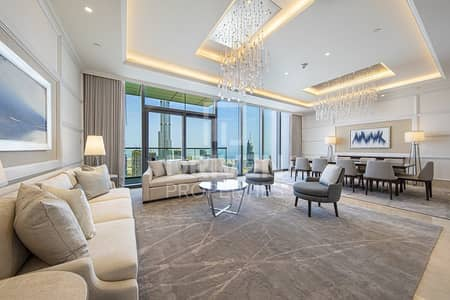 4 Bedroom Penthouse for Sale in Downtown Dubai, Dubai -  360 View