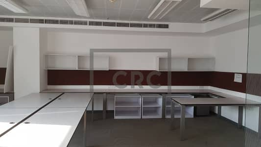 Office for Rent in Jumeirah, Dubai - Dubai Healthcare City | DHCC | Office | Fitted