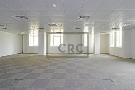Office for Rent in Jumeirah, Dubai - Fitted office space facing creek - DHCC-Bldg 25