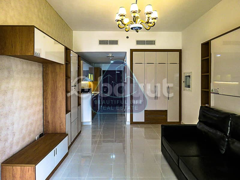 2 Fully Furnished | Chiller Free |Studio Apartment  with  Balcony