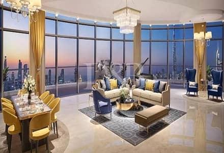 فیلا 3 غرف نوم للبيع في وسط مدينة دبي، دبي - 80% in 3 Yrs Post Handover Plan | Luxurious 3BR