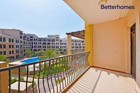 Pool View | With Balcony | Fortunato JVC