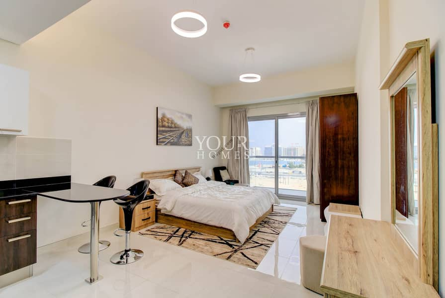 JA | 2 Months Free Luxurious Studio Apartment 32K Multiple Chqs