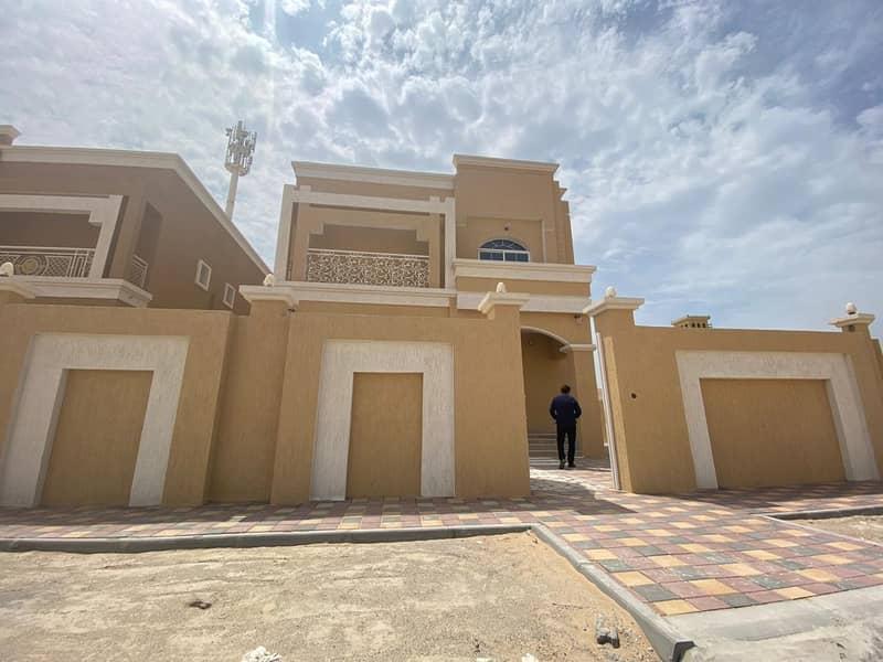 5 master bedroom villa