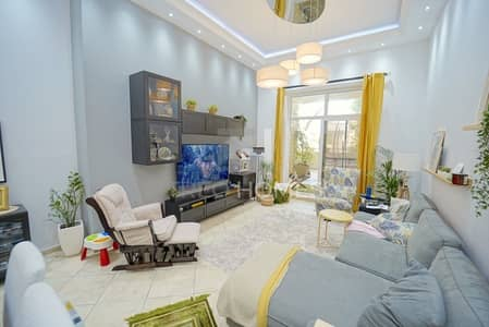 Garden View | Fully Upgraded | 2BR + Study