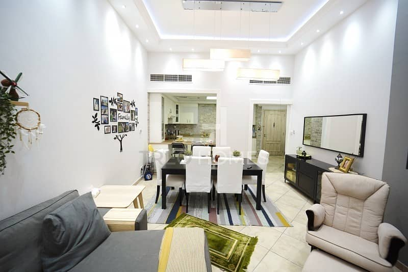 2 Garden View | Fully Upgraded | 2BR + Study