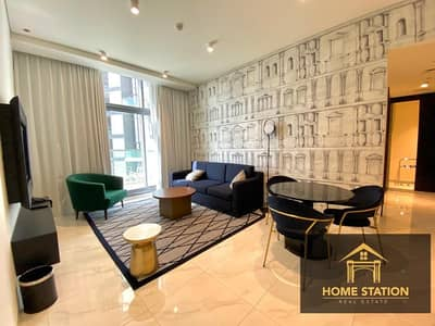 2 Bedroom Apartment for Rent in Business Bay, Dubai - All Bills Included | Quality Furnished | Burj Khalifa View