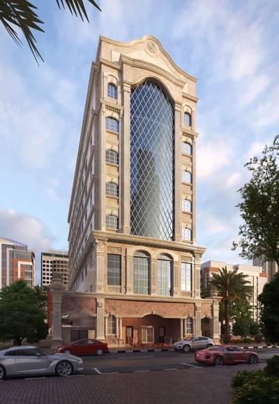 Building for Sale in Deira, Dubai - Brad New 4 Star Hotel within Hotel Street - Al Muraqqabat Deira