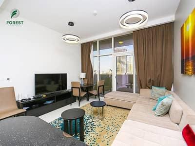 شقة 2 غرفة نوم للبيع في قرية جميرا الدائرية، دبي - Exclusive | Furnished 2BR Apt | Ready to Move in