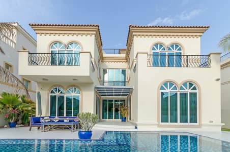 فیلا 4 غرف نوم للبيع في ذا فيلا، دبي - Modern Park Facing Front and Back | with Pool