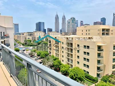 شقة 1 غرفة نوم للايجار في ذا فيوز، دبي - 1BR Available for Rent - Ready to Move