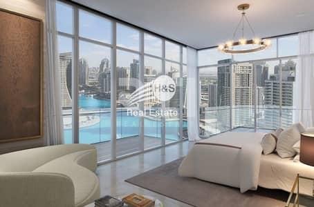 فلیٹ 1 غرفة نوم للبيع في دبي مارينا، دبي - Sea & Dubai Eye View I Flexible Payment Plan I 5242 Dubai Marina