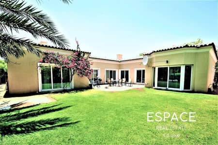 4 Bedroom Villa for Sale in Green Community, Dubai - Joint Exclusivity | 4BR Bungalow in GCW
