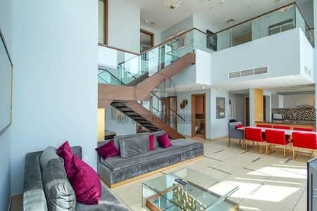 شقة 4 غرف نوم للايجار في وسط مدينة دبي، دبي - Fully Furnished 4BR | Chiller Free| 6-12 Months