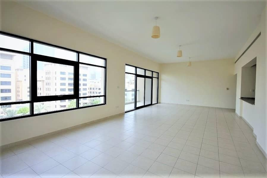 Direct Pool View | Vacant| 3 Bed + Study | 2 Parking