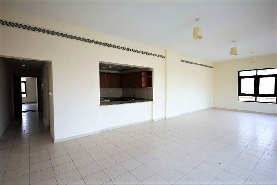 2 Direct Pool View | Vacant| 3 Bed + Study | 2 Parking