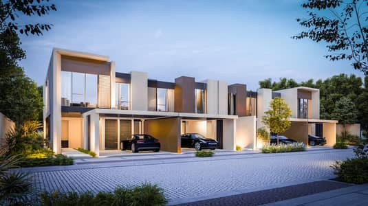 Spacious townhouse/5 yrs post handover payment plan