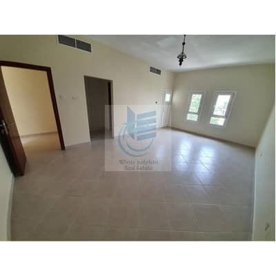 *ONE MONTH FREE* WELL MAINTAINED I HIGH QUALITY LARGE 3 BED ROOM VILLA IN A MASSIVE COMMUNITY WITH TWO SEPARATE  SHARED POOL FOR LADIES AND GENTS I GYM I PARTY HALL I KIDS PLAYING AREA I   STORE AND LAUNDRY ROOM I BALCONY I PVT BACKYARD I COVERED PARKING
