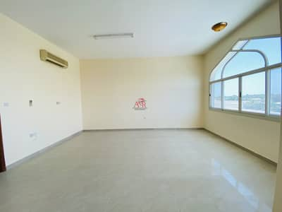 3 Bedroom Apartment for Rent in Al Khabisi, Al Ain - Amazing & Spacious Flat With Private Entrance & Balcony