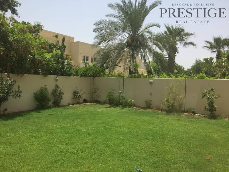 2 5BR+Maid | Meadows | Private Garden