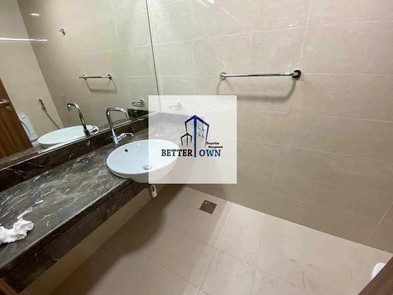 21 New apartment Mussafah Garden 2 Bedroom 4 Bathrooms+Maid room With Facilities in 60k