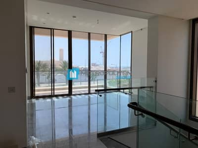 4 Bedroom Villa for Sale in Saadiyat Island, Abu Dhabi - Best Price! Avail Now  4BR+1+1 w/ Partial Sea View