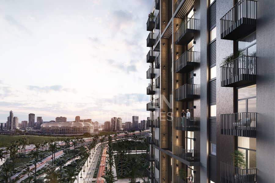 2 Modern Living Apt in Belgravia Heights 1