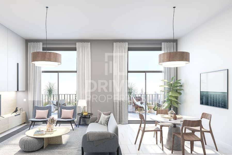 14 Modern Living Apt in Belgravia Heights 1