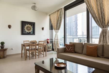 Fully Furnished with Swimming Pool Views