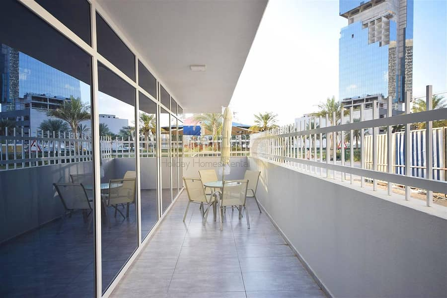 2 Hot Offer| All Bills Included | 2 BR with Terrace in JVC