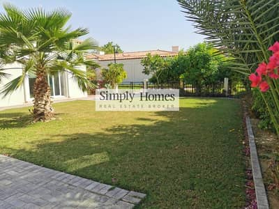 4 Bedroom Villa for Rent in Green Community, Dubai - Bungalow/ Ideal Location/ Perfect Garden