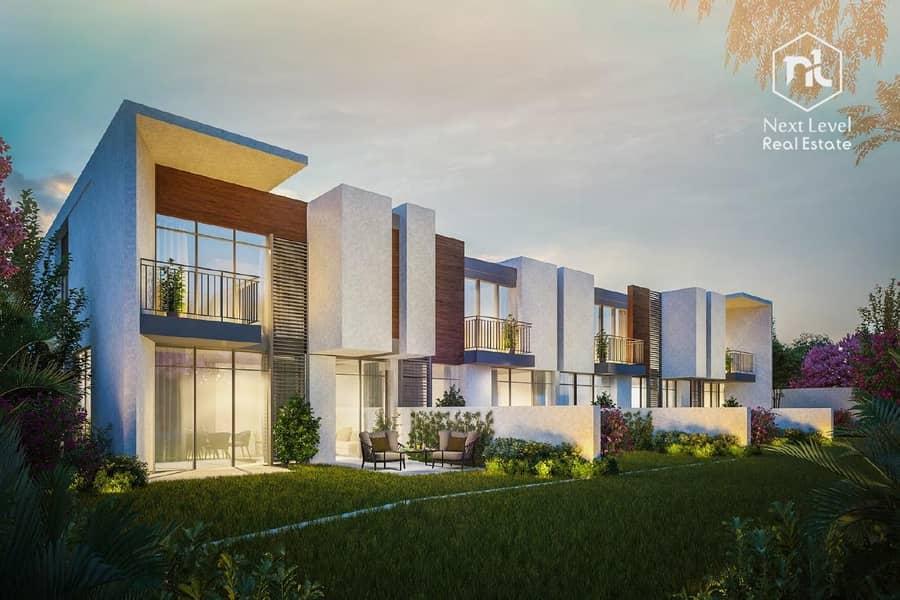 2 Luxury 3 Bedroom Townhouse | Handover in June 2021 | 5 Years Payment Plan