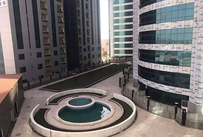 1bhk for sale 2 bhk for sale in ajman orient tower opposite fish market