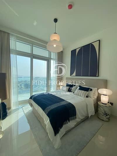 1 Bedroom Apartment for Sale in Dubai Harbour, Dubai - 50% DLD Waiver  | 3 Yrs Post Handover | Sea View