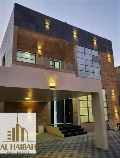 فیلا 5 غرف نوم للبيع في الزهراء، عجمان - تملك فيلا سووبر ديلوكس اول ساكن المويهات بجوار المسجد