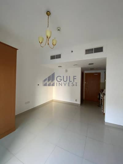 Studio for Sale in Dubai Production City (IMPZ), Dubai - For sale studio in Lakeside C. Cheapest one. Coming with a parking. Good ROI