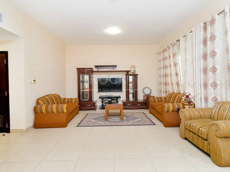 2 3-Bed plus Maids | 2 Parking | Warsan Village