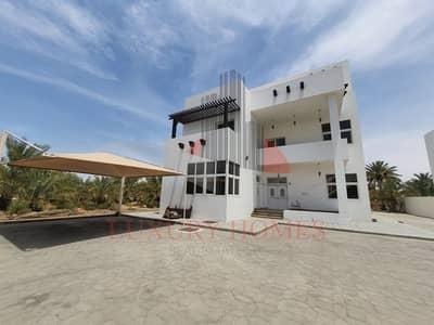 فیلا 7 غرف نوم للايجار في المرخانية، العین - Astonishing Two Year old Modern Triplex Villa