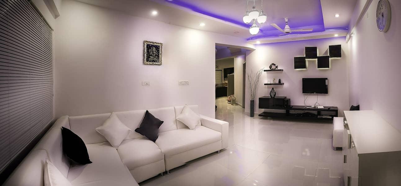 شقة في جولشان 2 غرف 350450 درهم - 4738273