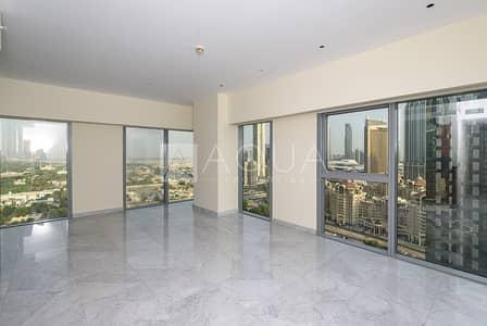 فلیٹ 1 غرفة نوم للبيع في مركز دبي المالي العالمي، دبي - Vacant | Spacious on Mid floor | Zabeel View
