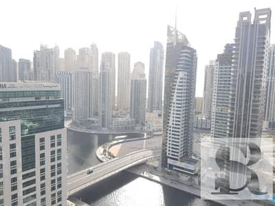 2 Bedroom Flat for Sale in Dubai Marina, Dubai - Amazing 2BR + Maid + Study    Marina View   High Floor
