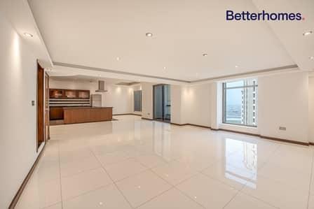 فلیٹ 4 غرف نوم للبيع في جميرا بيتش ريزيدنس، دبي - Fully Upgraded | 4 Beds + Maid Duplex | Sea Views