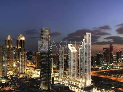 2 Bedroom Apartment for Sale in Downtown Dubai, Dubai - Panoramic View | Handover by November 2020