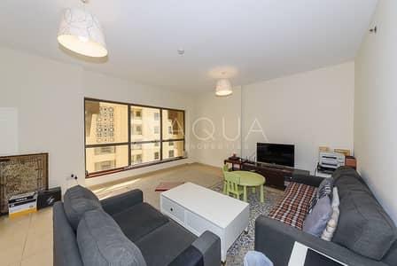 فلیٹ 3 غرف نوم للايجار في جميرا بيتش ريزيدنس، دبي - Available 25th September | MARINA VIEW