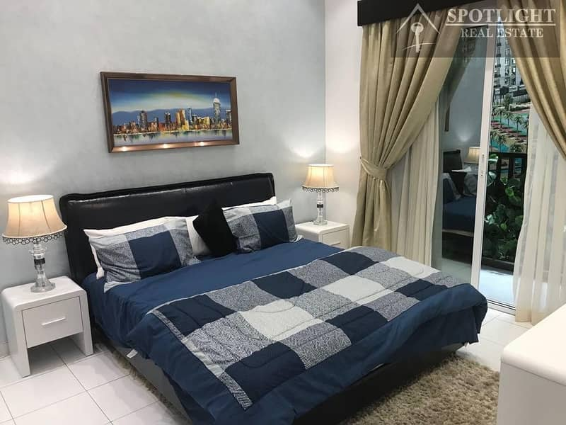 2 Buy a 1-bedroom apartment in Dubai at the studio price and without commission