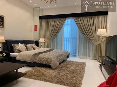 Buy a 1-bedroom apartment in Dubai at the studio price and without commission