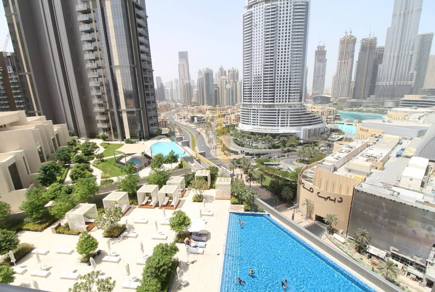 13 Burj and Fountain View | Fully Furnished