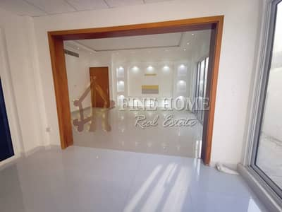 4 Bedroom Townhouse for Sale in Al Raha Gardens, Abu Dhabi - Modified 4BR Townhouse Near the Entrance