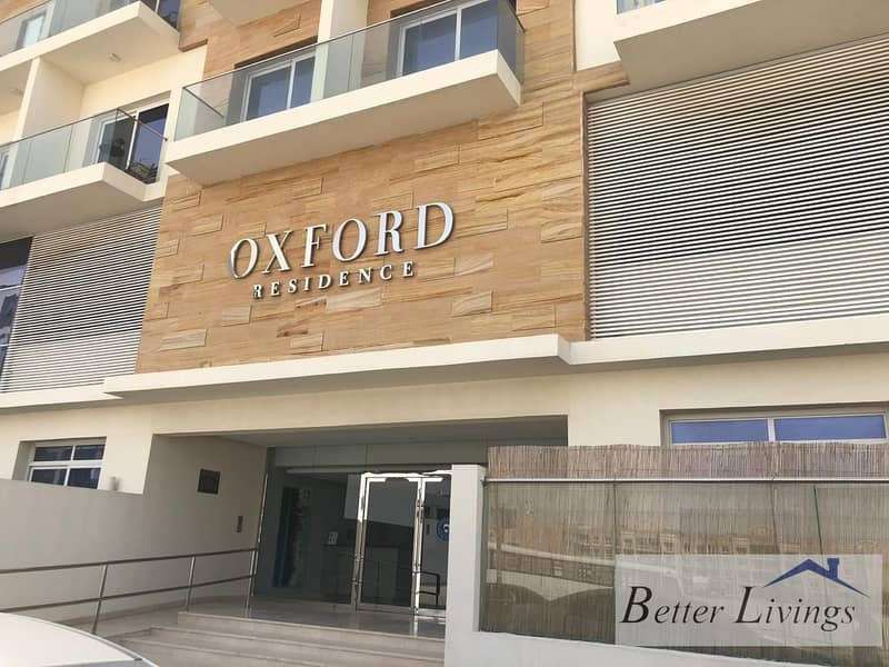 2 Jumeirah Village Circle - 1 Bedroom - Pool View - Oxford Residence
